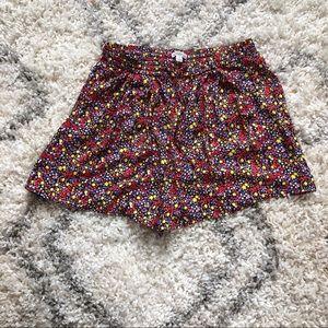 JCrew Factory Floral Shorts